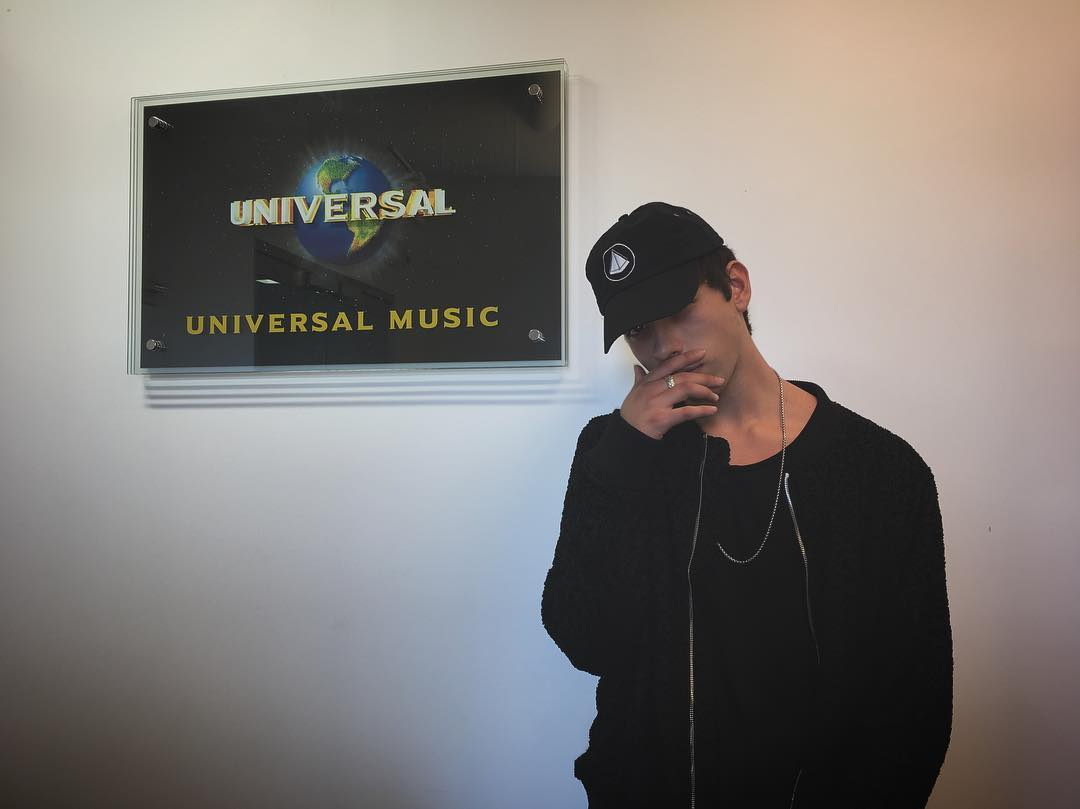 We'd like to join @UniversalMusica in welcoming the talented @matthunt...