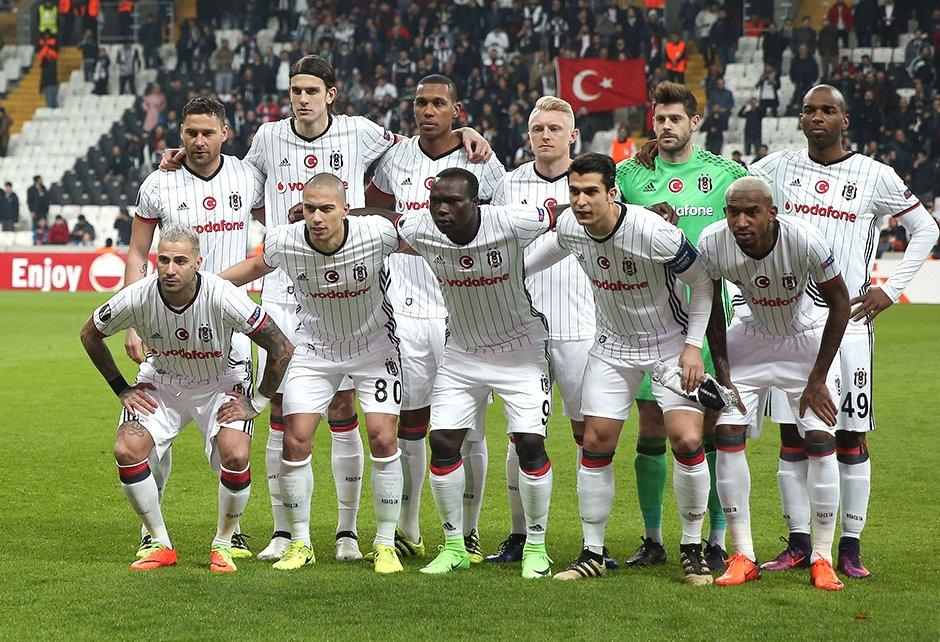 Beşiktaş'ın UEFA Avrupa Ligi'ndeki muhtemel rakipleri belli oldu https...