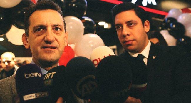 Metin Albayrak: Hedefimiz bir gün Avrupa kupasını kaldırmak - https://...