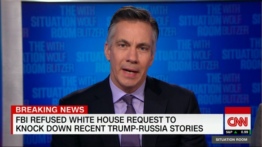 High Quality #NOW   FBI Refused White House Demand To Knock Down Media Reports About  Trump Campaign RU Campaign Contacts. Http://go.cnn.com/?streamu003dcnn%3Fsr U2026  ... Part 28