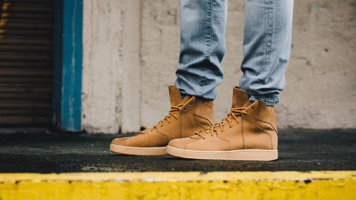 Jordan Westbrook 0.2 Shoes Wheat