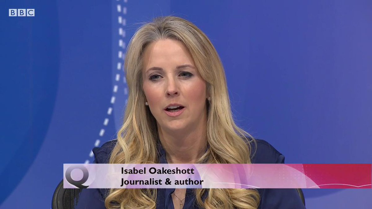 Isabel Oakeshott believes that Nigel Farage should be given a Knightho...