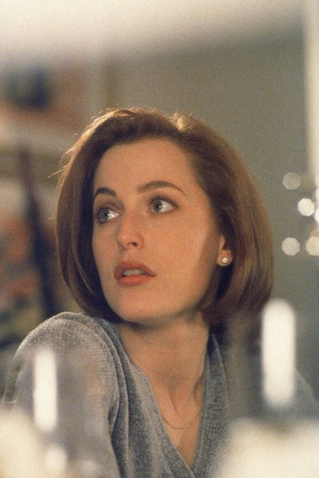 Happy birthday to the love of my life dana scully