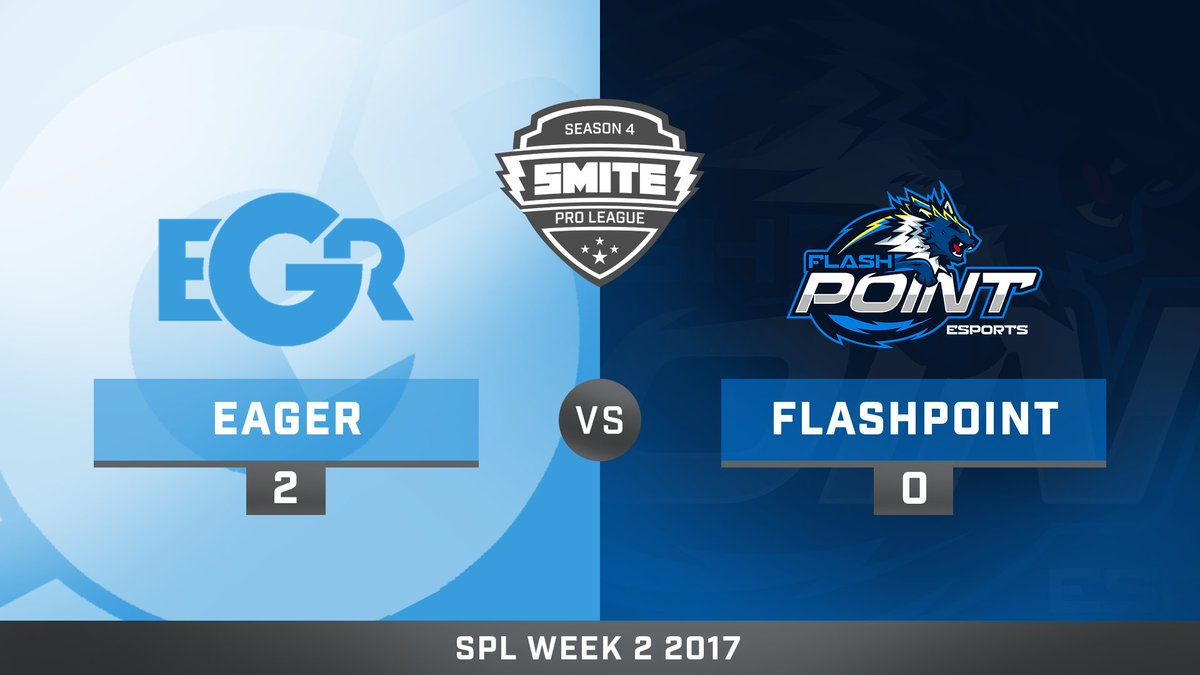 Team Eager vs Flash Point