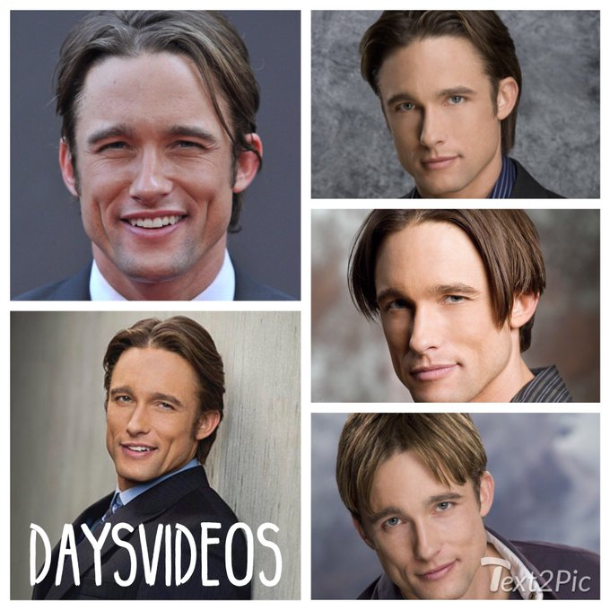 Happy Birthday to Jay Kenneth Johnson (ex-Philip) who turns 40 today!