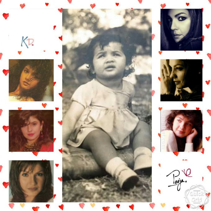 Happy Birthday Dear Pooja Bhatt