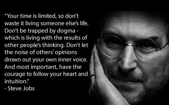 On this day a legend was born. Happy birthday to thee legendary Steve Jobs.