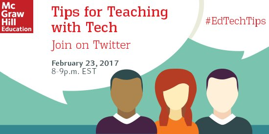 Thumbnail for #edtechtips: Tips for Teaching with Tech