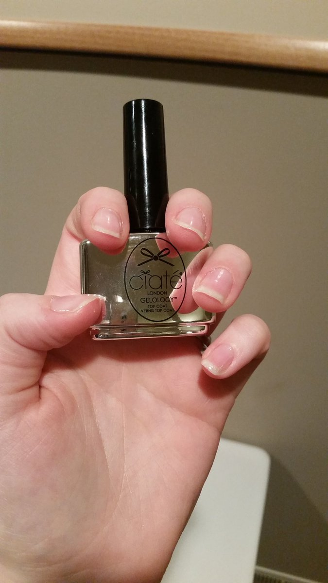 #ipsy sent me this beautiful gel polish that works without a uv light and is cheaper than a gel manicure. #ciate #ciatelondon #gelology<br>http://pic.twitter.com/GOLo1rd1Vq