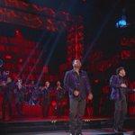 RT @Univision: La @BANDA_MS cantó 'Tengo Que Colga...