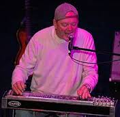 Happy Birthday to Rusty Young pedal steel guitar great and Country Rock Pioneer with Poco