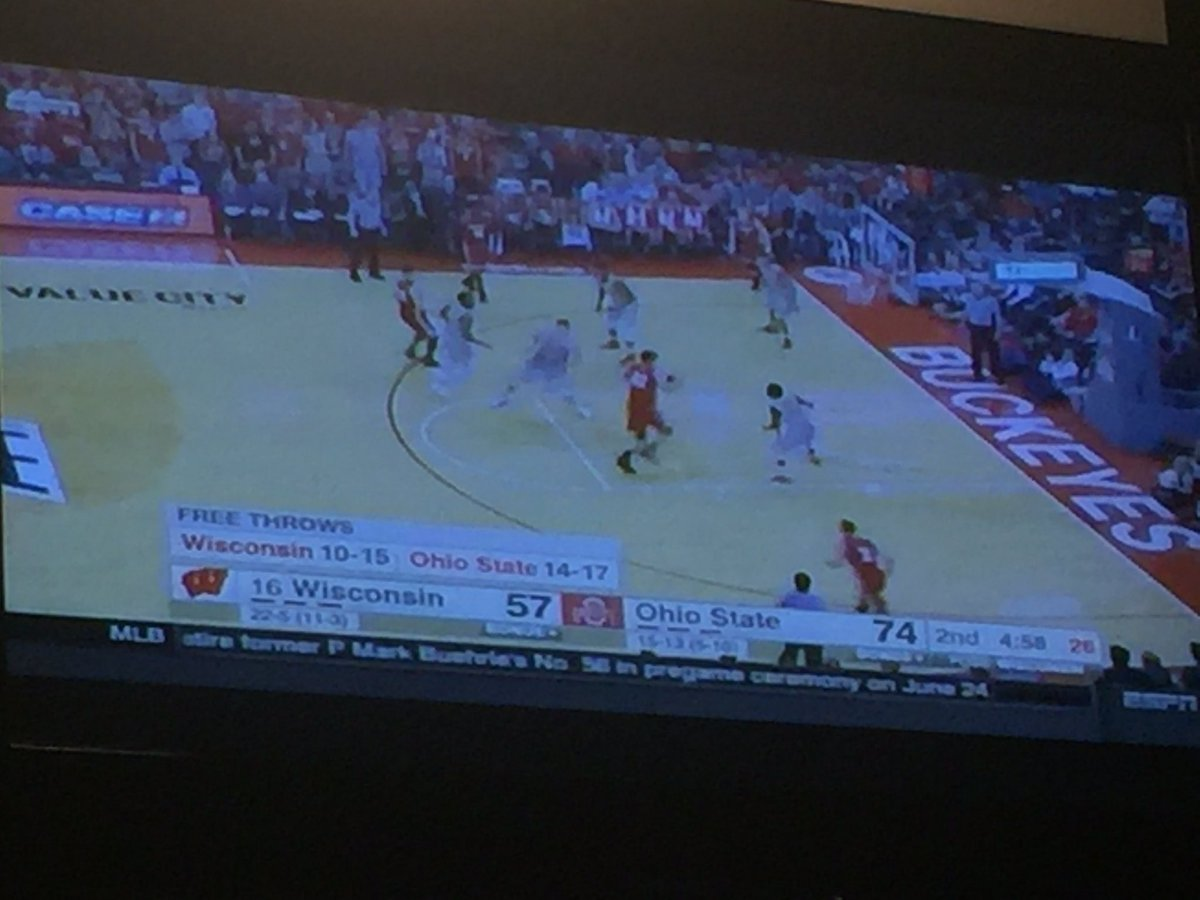 Example of why not to overreact over one bad road game... #Nebrasketball
