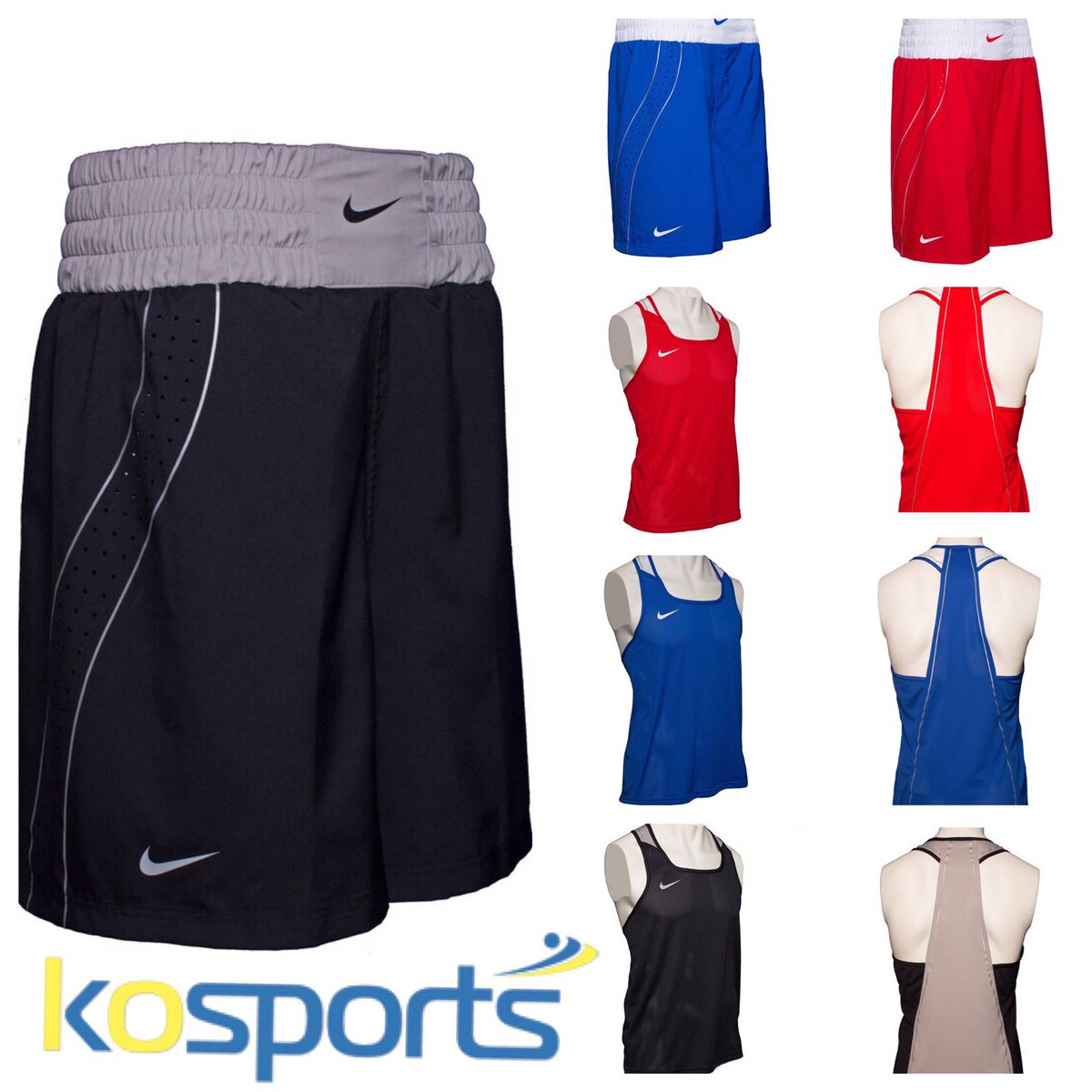 Twitter nike Shorts They're Tank Sports In Ko On And Boxing B70SEn0Wp