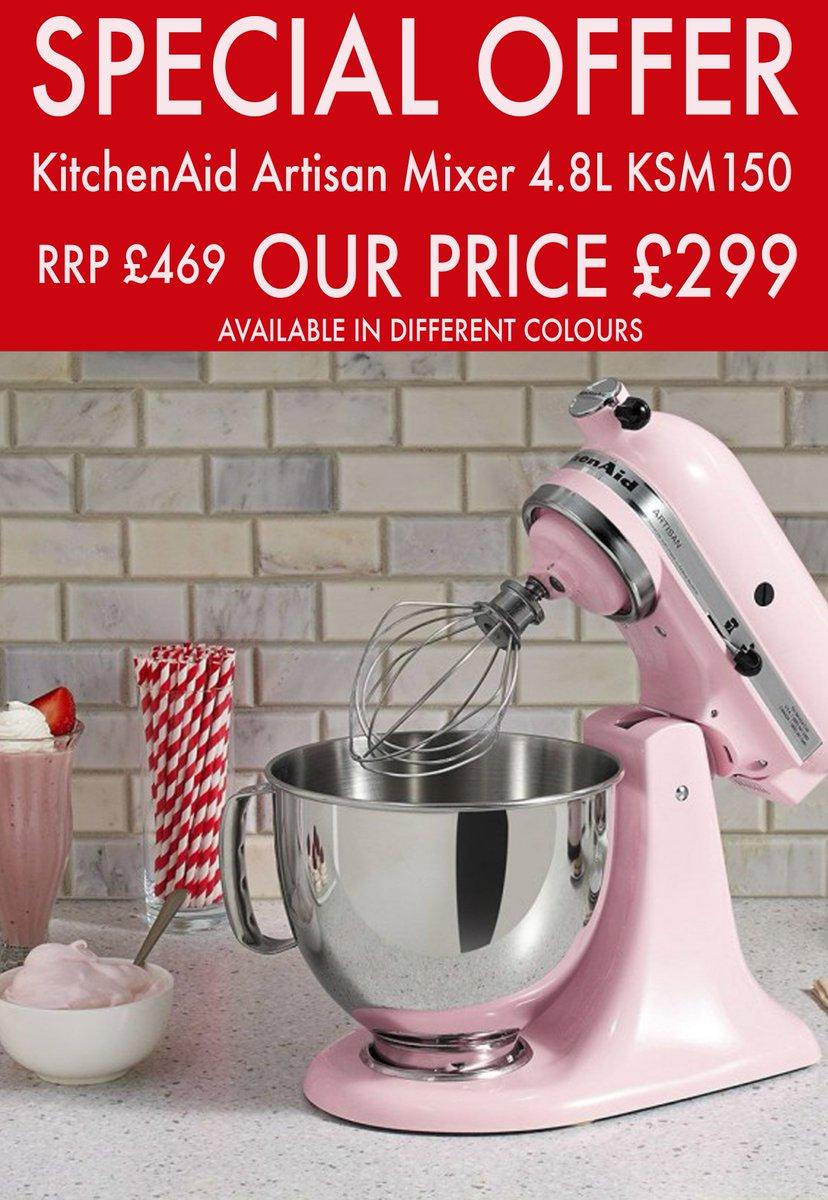 """Kitchenaid Mixer Special Offer dawson's dept. store on twitter: """"#specialoffer! #kitchenaid"""