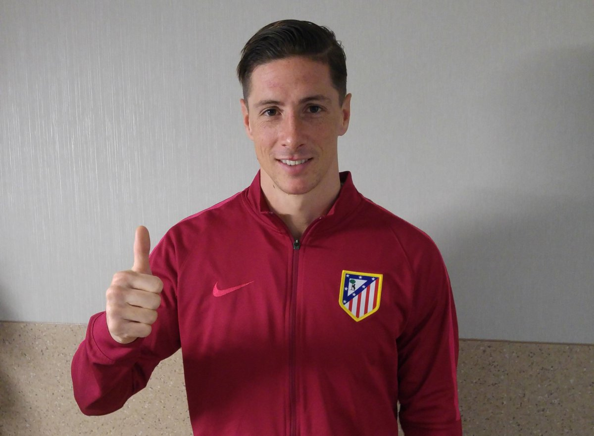Fernando Torres released from hospital following sickening head