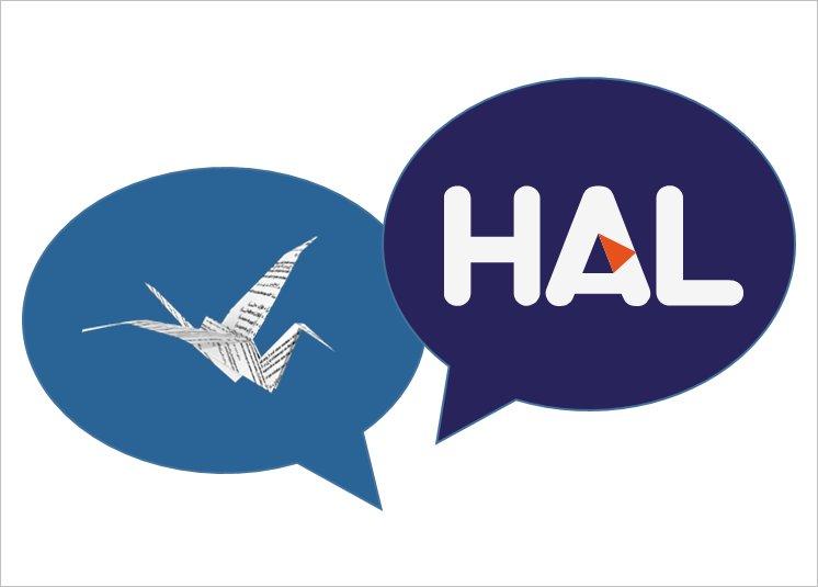 Blog du CCSD : Déposer dans HAL avec Dissemin @disseminOA @Couperin_consor #OA https://t.co/Kyx5Xln9vT https://t.co/b93hoNJ1j3