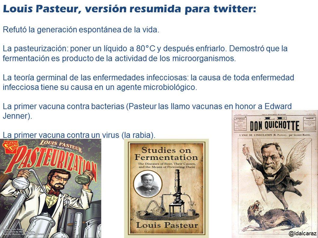 Aparece un crack de la microbiología: Louis Pasteur (1822-1895) #microMOOCSEM2 https://t.co/BgggI3dMma