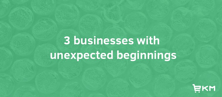 EKM On Twitter Did You Know Bubble Wrap Was Originally Invented To Be Wallpaper Heres 3 Business Ideas With Unexpected Beginnings