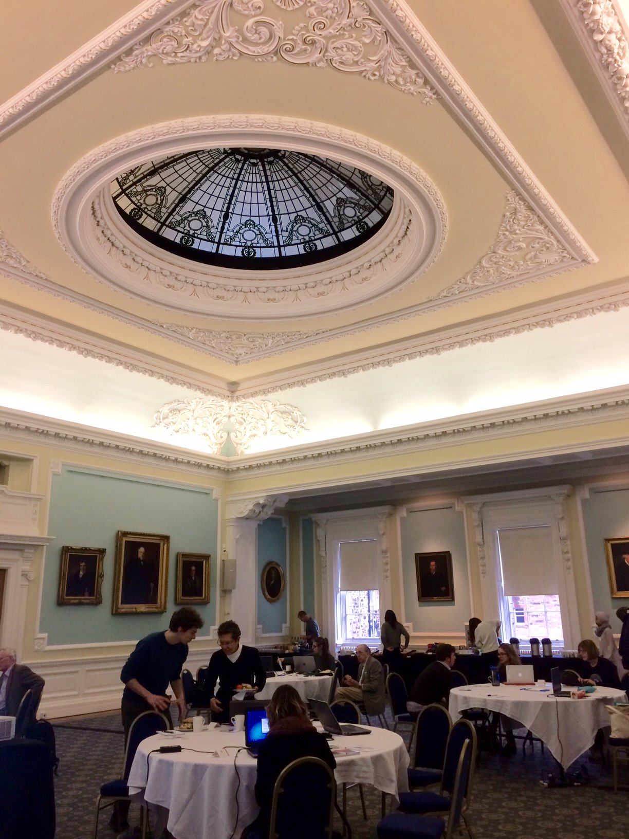 Still time to join us for day 2 of the History of Medicine editahon in the beautiful @surgeonshall https://t.co/mzpZlbJnej #histmed3 #fcl17 https://t.co/g7KxbGd4t3