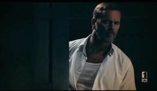 Oh Lucien! You should go around like this more! #DoctorBlake 2X10. htt...
