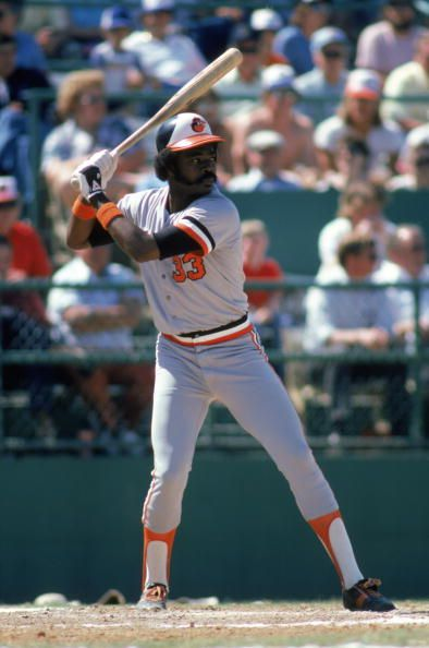 Happy Birthday to Eddie Murray, who turns 61 today!