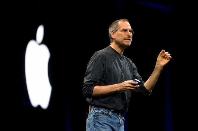 Happy Birthday to Steve Jobs, who would have turned 62 today!