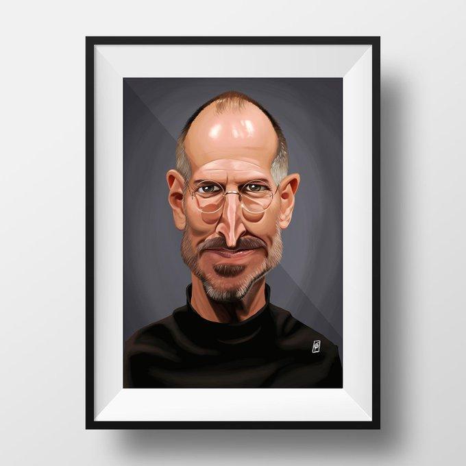 Happy Birthday, Steve Jobs!!  copyright © Rob Snow   creative 2015