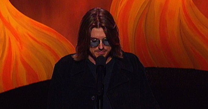Happy Birthday to Mitch Hedberg, who would have turned 49 today!