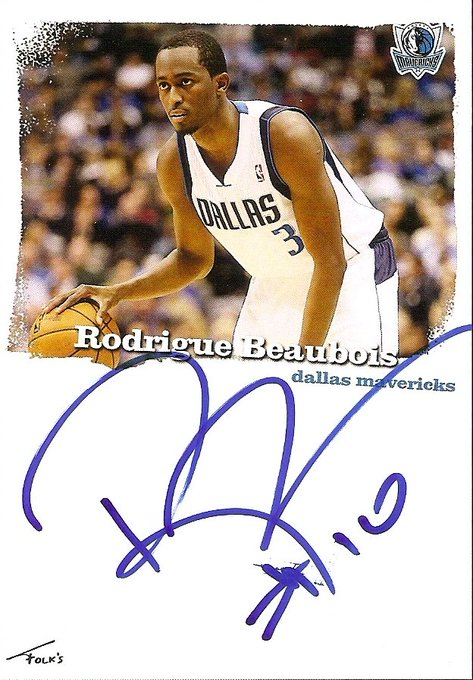 Happy Birthday to Rodrigue Beaubois of who turns 29 today!