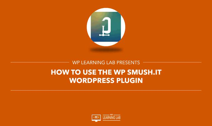WP Smush.it WordPress Plugin How To