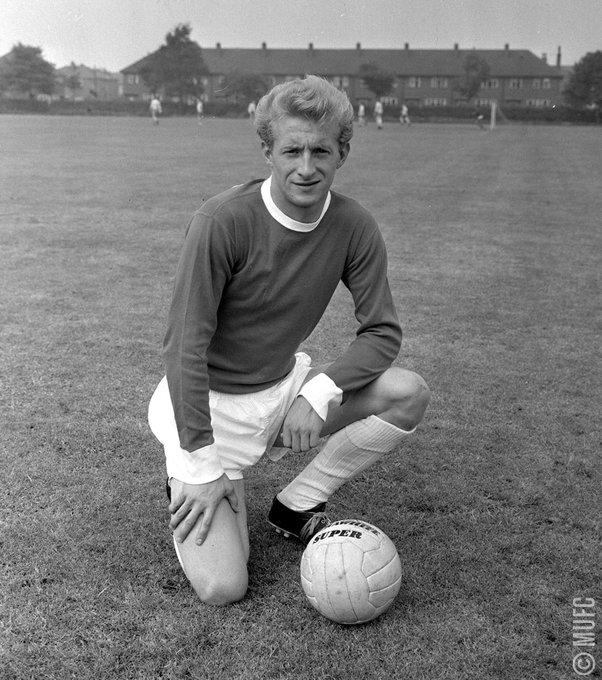 404 appearances. 237 goals. A true legend. Happy birthday, Denis Law!