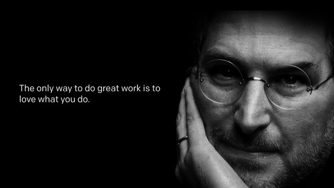 Happy Birthday, Steve Jobs! You will remain an inspiration for us and millions more.