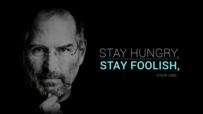 Remembering on his 62nd birth anniversary. Happy Birthday Steve Jobs.