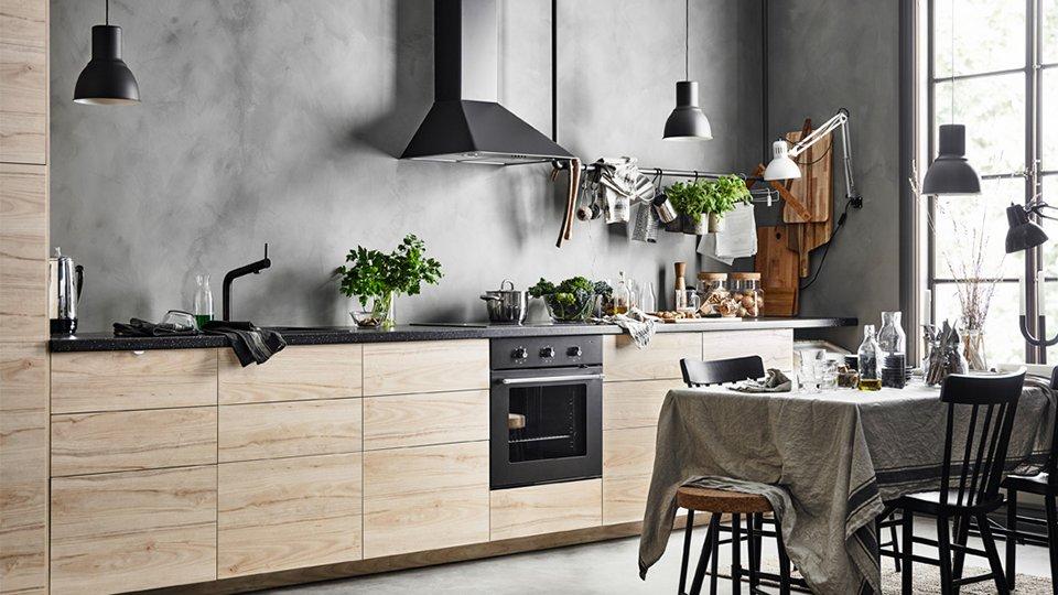 "Ikea nederland on twitter: ""je keuken een industriële en moderne ..."