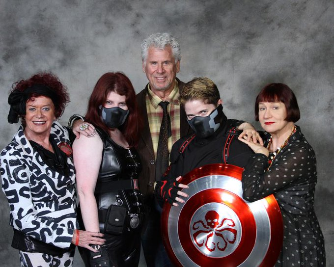 Happy birthday to Barry Bostwick, a truly epic dude.