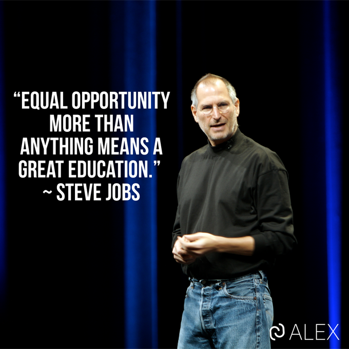 Happy Birthday to the late Steve Jobs from the team!