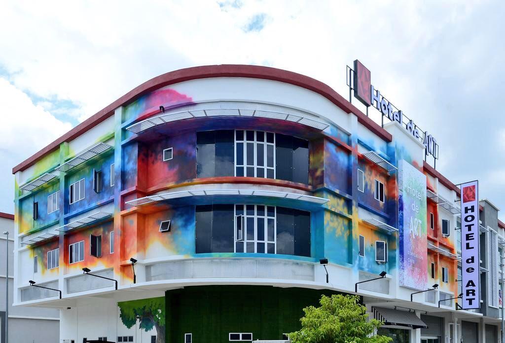 Kalau Nak Hotel Murah Tapi Bergaya Kat Shah Alam Boleh Stay Hoteldeart Icity Dekatje Gayatravel Ayuhtravelpictwitter 2AG5CTO1Rr