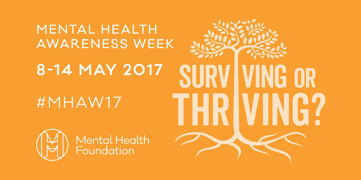 Possible On Mental Health Awareness Week By Signing Our Thunderclap Thunderclapit Projects 53562 Weeklocaleen