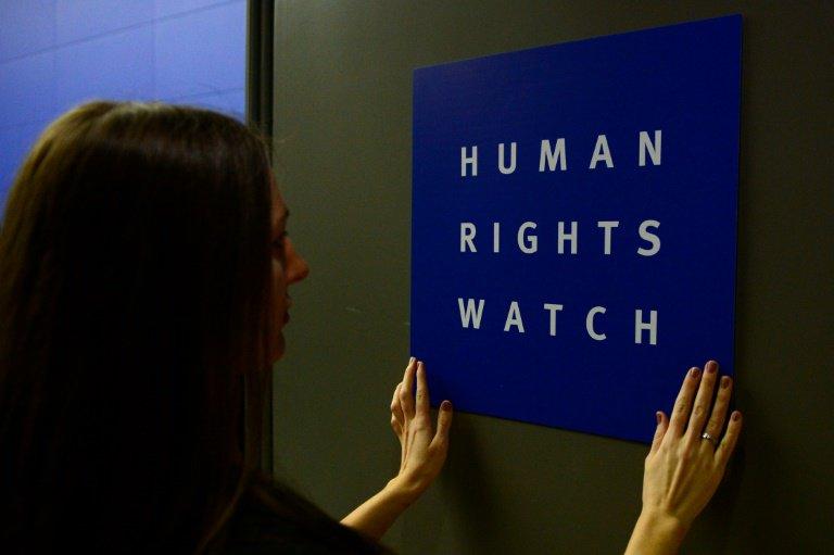 #ISRAEL dénonce la &quot;partialité&quot; de #HumanRightsWatch et lui refuse l&#39;octroi de visas ►► http:// i24ne.ws/o6FG309jzkh  &nbsp;  <br>http://pic.twitter.com/EjuYpv0mUX