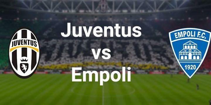 Diretta Streaming Live Juventus Empoli 26° Giornata Serie A 25 Febbraio 2017