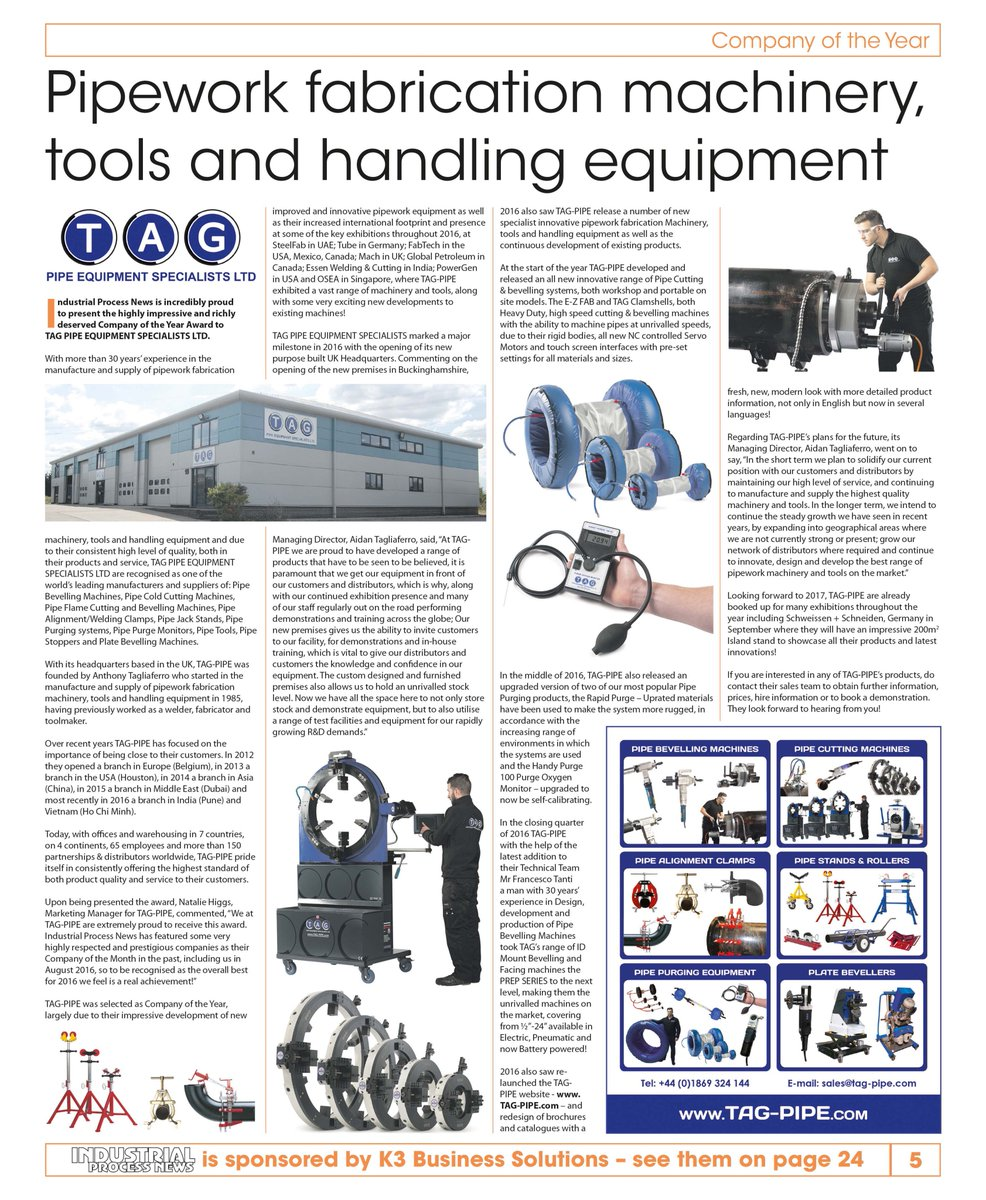 TAG PIPE EQUIPMENT (@tag_pipe)   Twitter