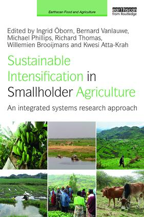 New publication | Sustainable Intensification in Smallholder Agriculture: https://t.co/DWjgHpkpUW @CGIAR https://t.co/pdIvboSlD1