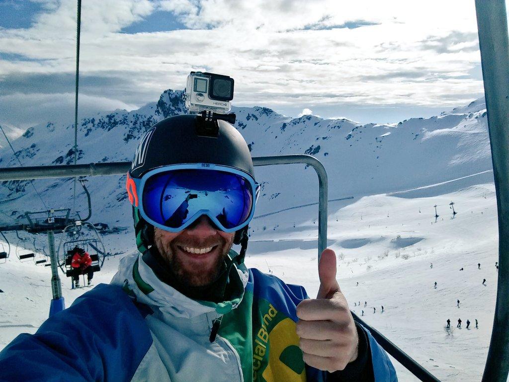 Casi 10.000 visitas el post de @nevasport del Agujas. Y casi 3000 views en un día en el canal! Rompiendo récords! 😁😁👍👍
