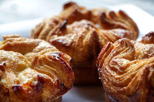 #recette Un bon #KouignAmann Breton, ça vous dit ?  #miam #cuisine #bretonne #Bretagne  http:// bit.ly/2lndvJe  &nbsp;  <br>http://pic.twitter.com/KsR7oZ1nGm
