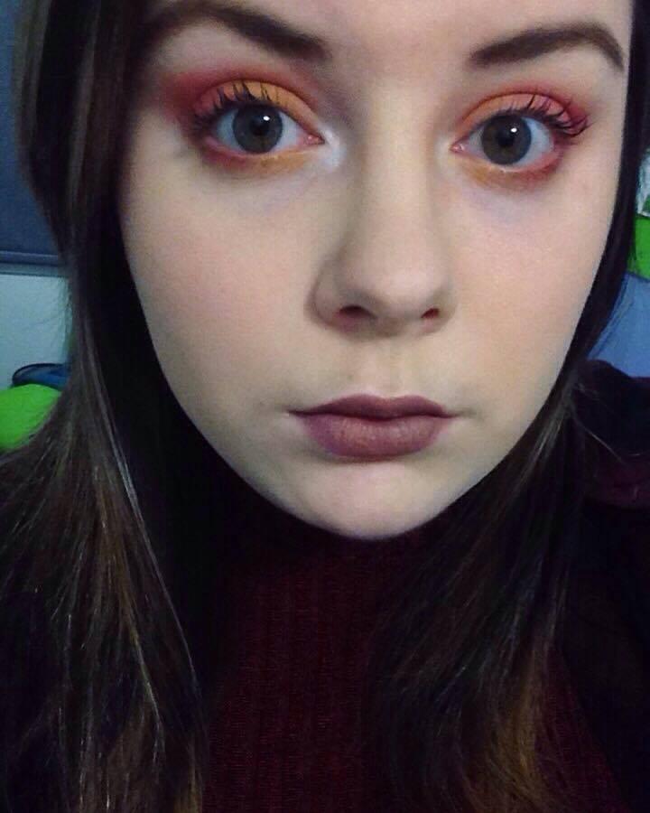 New post today - are you caught up? #bbloggers #makeup #sunset #tutorial #eyeshadow @FemaleBloggerRT  https:// makemeupinside.wordpress.com/2017/02/17/sun set-eye-tutorial &nbsp; … <br>http://pic.twitter.com/Spl3ExDX8w