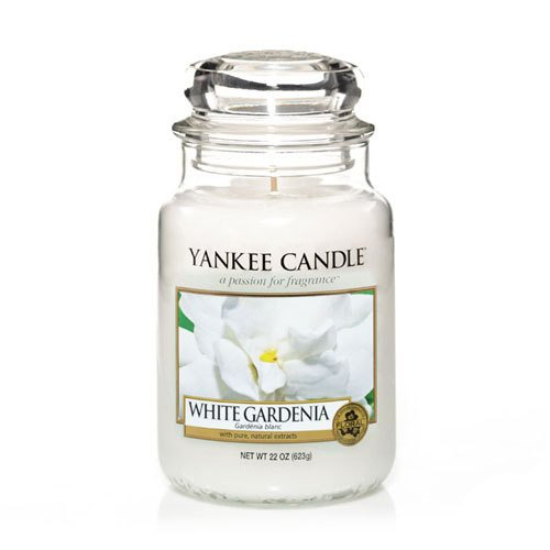 #Follow & #RT to #WIN a Yankee White Gardenia Large Jar Candle. Competition ends Tuesday. Good Luck! #FridayFeeling https://t.co/Iemsz0kKuN