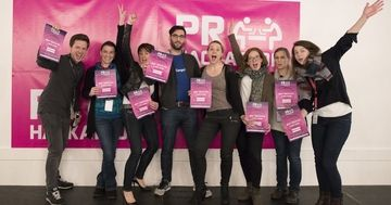 Check out what happened at #PRHACK last week >https://t.co/rm5599IRrF https://t.co/lSqG9cuQ4r
