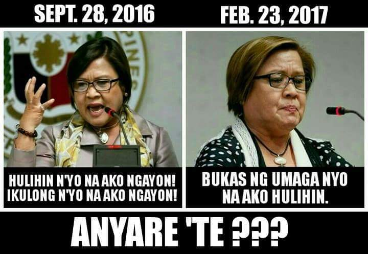 #IamWithLeila Soc Villegas It's better to be an atheist than a hypocritical Catholic. -Pope Francis #SenateHearing #Lenileaks <br>http://pic.twitter.com/mx6Zy51zeC