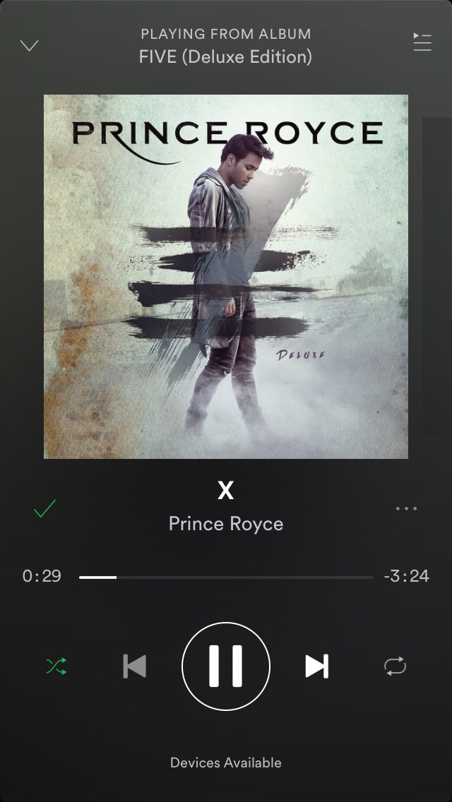 @PrinceRoyce never disappoints  #princeroyceFIVE #bachata #bailar #FridayFeeling<br>http://pic.twitter.com/evwoU543wH