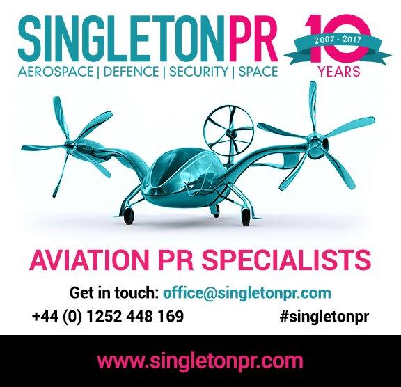 #AviationPR #AerospacePR